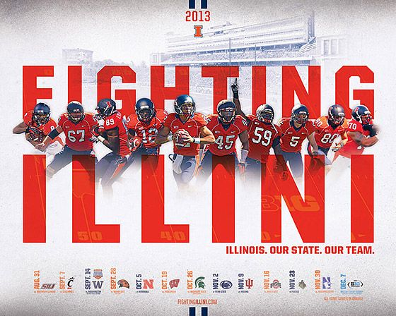 college football 2013 | 2013 Football Schedule Poster - Sports Logos - Chris Creamer's Sports ...