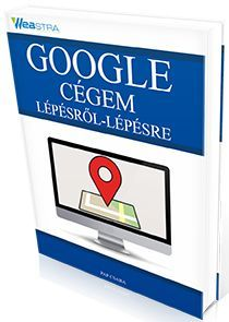 SEO Optimalizálás Webstra Módra: #Google #cégem regisztráció lépésről lépésre PDF | e...