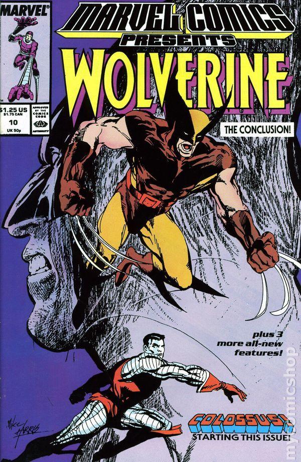 Marvel Comics Presents (1988) 10