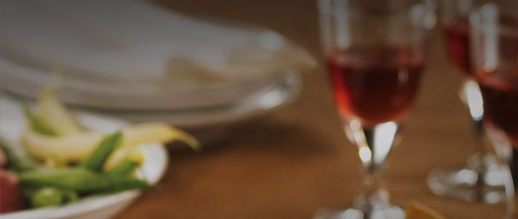 Salade d'avocats et d'oranges au confit de canard, vinaigrette aux canneberges