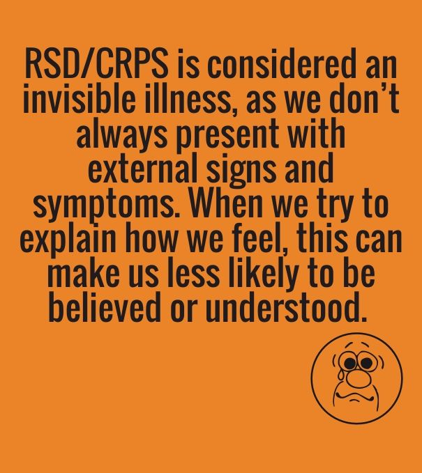 complex regional pain syndrome awareness - Google Search