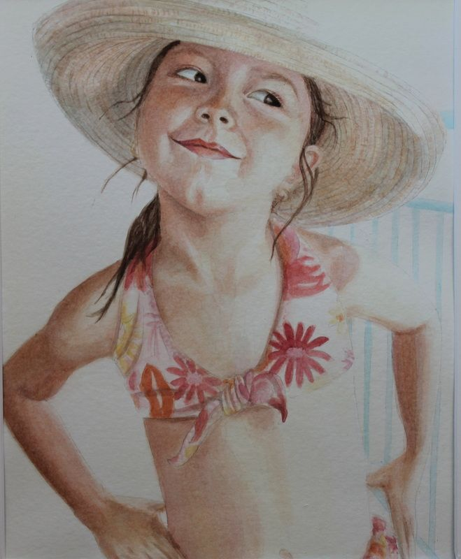 watercolour painting