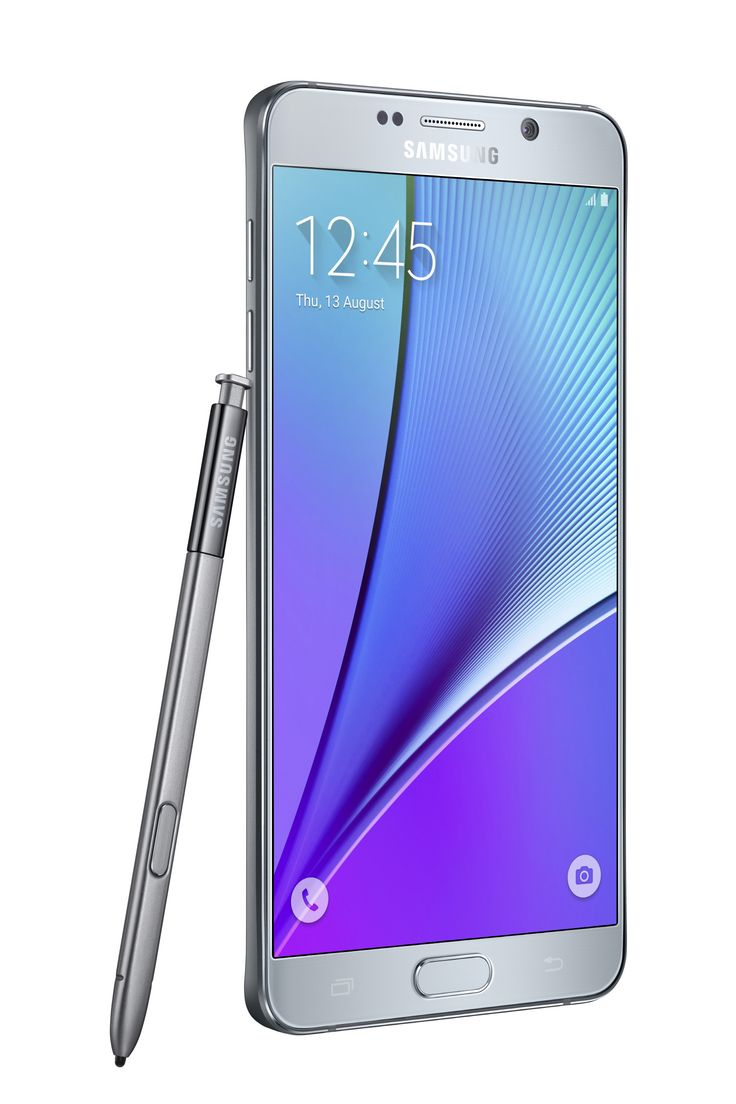 Samsung Officially Announces The Galaxy Note 5