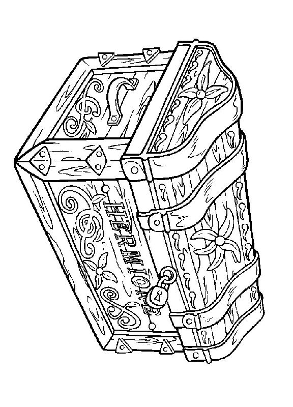 Harry Potter Coloring Pages 11