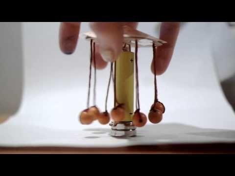 Homopolar motor FJFI - YouTube
