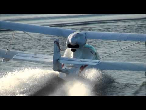 ▶ Amphibian Light Sport Aircraft Super Petrel - YouTube