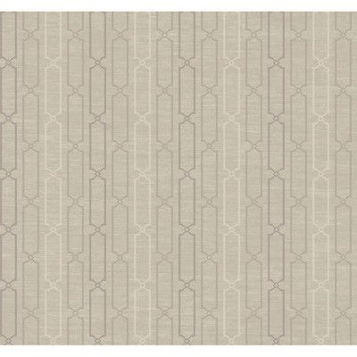 York Wallcoverings Jewel Box Links Wallpaper | AllModern