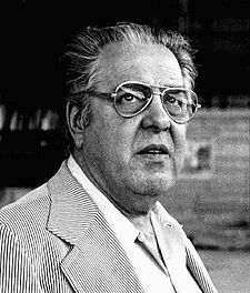 Albert Cubby Broccoli - (04/05/1909 - 06/27/1996) age 87. Producer, Assistant director