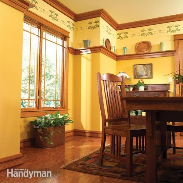 17 best images about craftsman prairie on pinterest for Mission style moulding