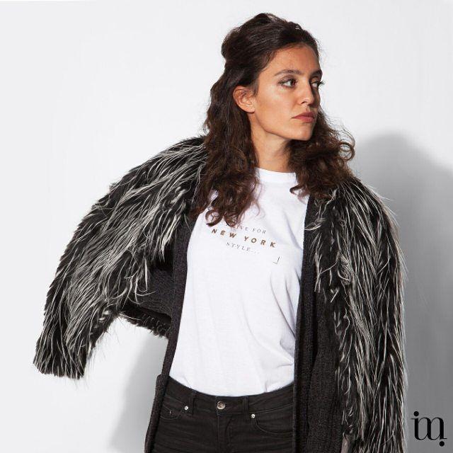 Deze herfst en winter kunnen we er niet omheen de zwart/witte kleding is één van de grootste trends van 2015 & 2016! www.Miinto.nl