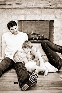 Great family pose idea
