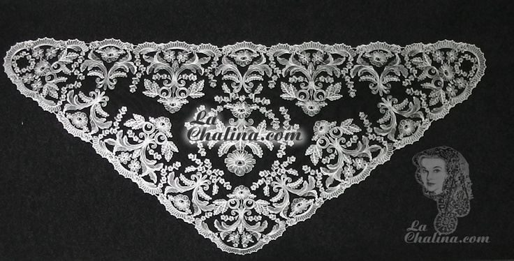 Eva Paradise es un estilo nuevo y hermoso de chalina que robara el corazon de muchas..