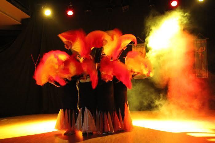 Lahti Pikkuteatteri, Lahti 07-11-2015 Itämaisen tanssin neljä vuodenaikaa tanssinäytös ja tanssikurssit