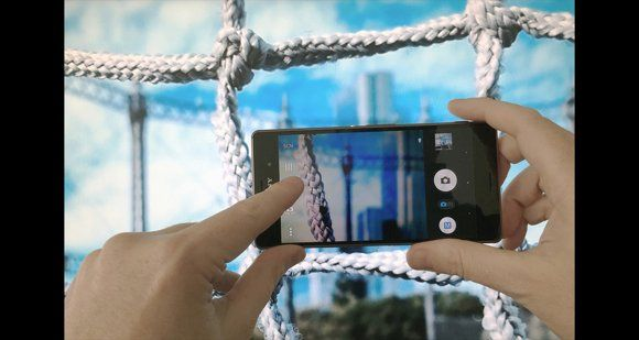 Xperia™ background defocus manual tutorial for your camera phone - Sony Xperia (India)