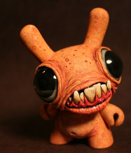 hairless dunny - a Dunny Matt could wrap his head around!