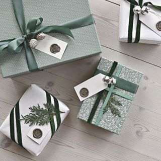 This years wrapping newblogpost linkinbiochristmaswrapping julegaver julepakker …