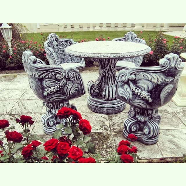 Betonea - Royal garden furniture