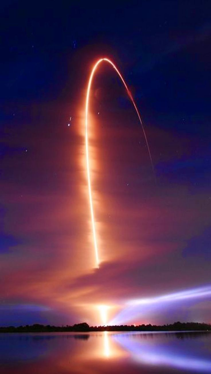 Absolutely stunning photography by Mike Kilian - The launch of NASA's twin…