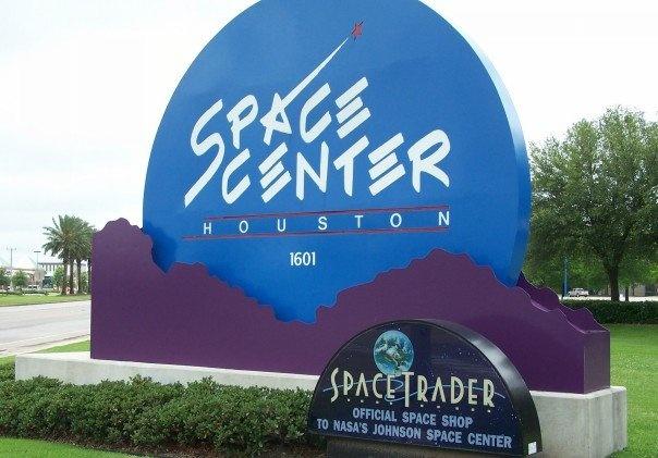 NASA's Johnson Space Center in Houston, Texas