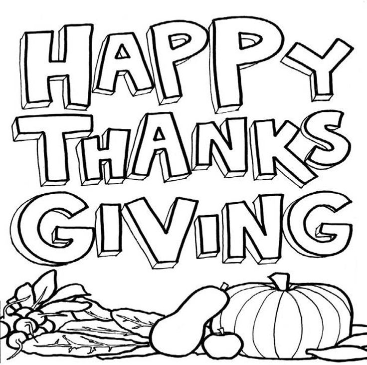 Turkey Coloring Pages Getcoloringpagescom Day For Kids Printable Free Thanksgiving