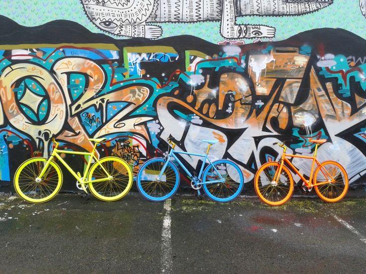 FIXIE NZ Bicycles