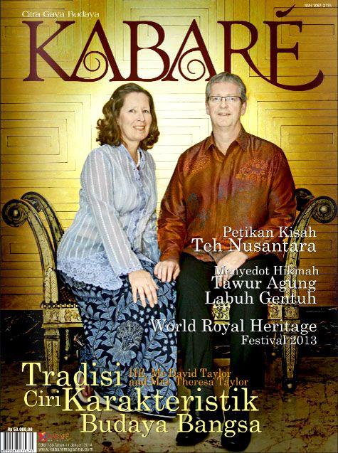 Kabare Magazine | Januari 2014