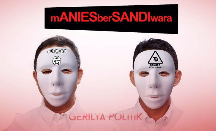 Membongkar Sindikat Spanduk Jakarta Bersyariah yang dipasang pendukung Anies Sandi
