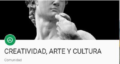 Redes: CREATIVIDAD, ARTE Y CULTURA