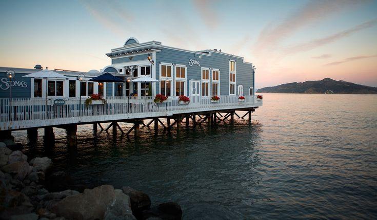 Best Seafood Restaurants Sausalito
