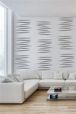 Wall Decals  Line Graphic 1