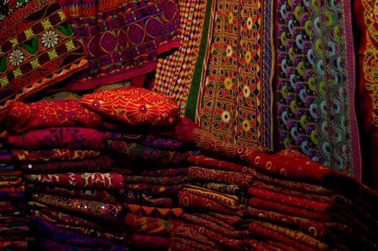 tribal textiles, ahmedabad