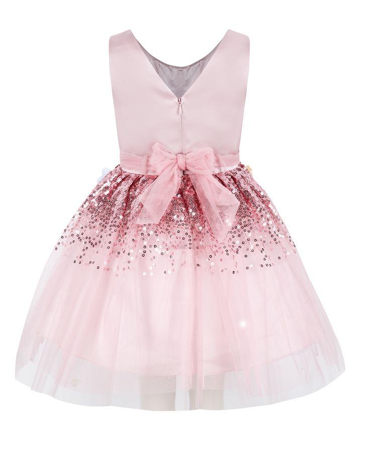 Seren Dress   Pink   Monsoon