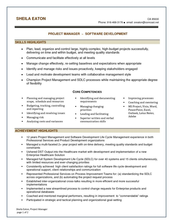 223 best riez sample resumes images on pinterest sample