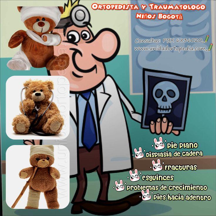 citas ortopedia y traumatologia niños en Bogotá. La Unidad Especializada en Ortopedia y Traumatología S.A.S www unidadortopedia com es una clínica supraespecializada enfermedades del sistema osteoarticular y musculotendinoso. Ubicados en Bogotá D.C- Colombia. PBX: 571- 6923370, 571-6009349, Móvil +57 314-2448344, 300-2597226, 311-2048006, 317-5905407.