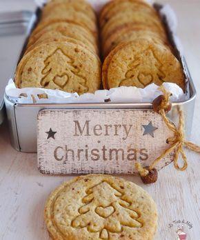 Biscotti di Natale miele e cannella | Le Torte di Michy