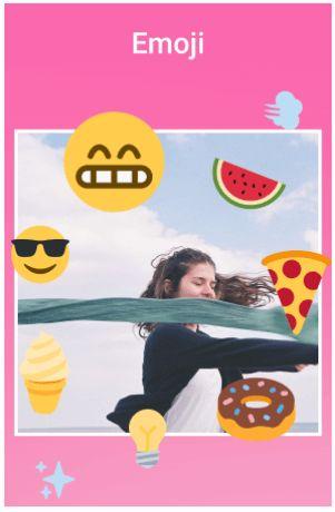 emoji Beauty Camera