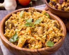 Bolée minceur de riz complet aux carottes et raisins secs : http://www.fourchette-et-bikini.fr/recettes/recettes-minceur/bolee-minceur-de-riz-complet-aux-carottes-et-raisins-secs.html