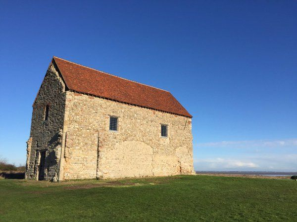 St Cedd's Chapel of St Peter-on-the-wall Bradwell-on-sea