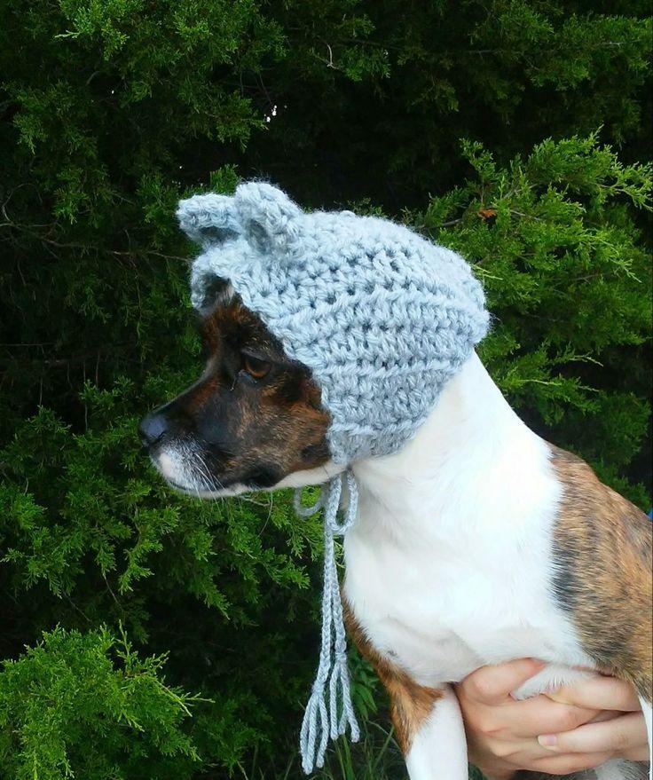 Dog Bear Cowl - Snood Crochet Pattern - OkieGirlBling'n ...