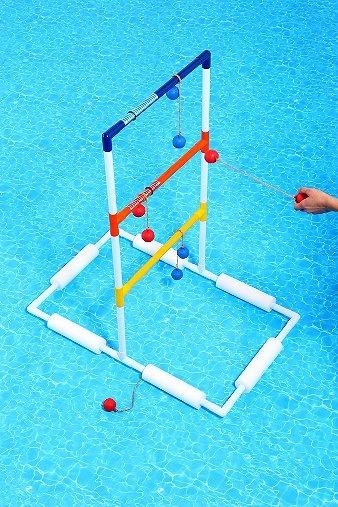 Ladder Ball Pool Game