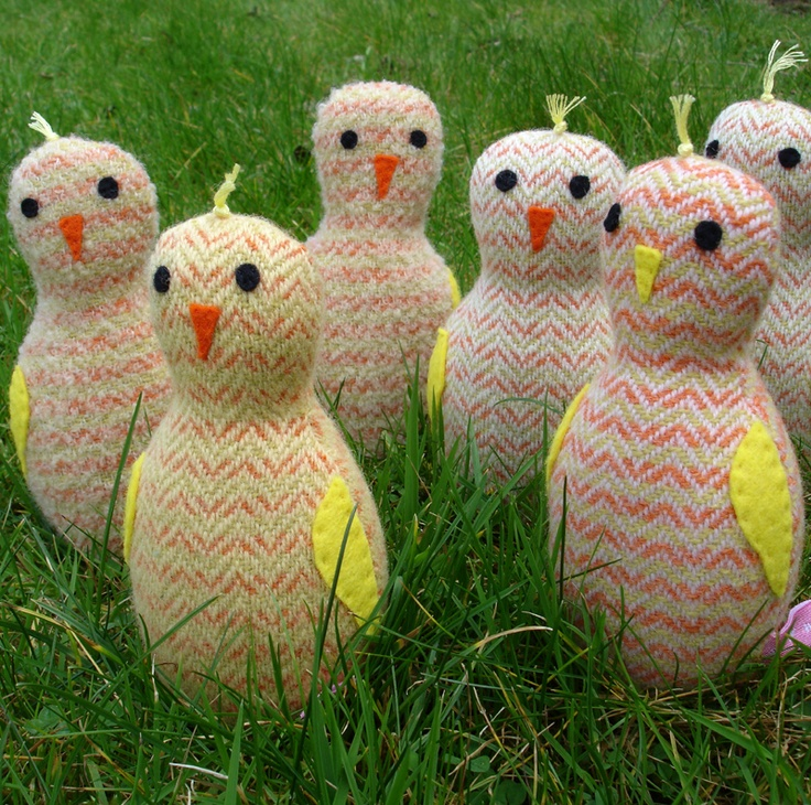 Little Chicks, by Sally Weatherill