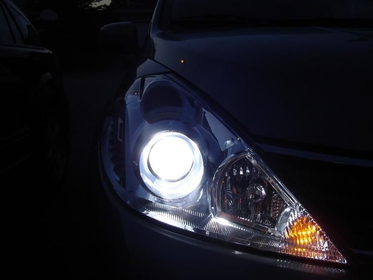 JDM OEM projector headlight