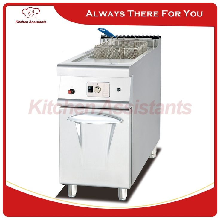 572.00$  Buy here - http://aiywt.worlditems.win/all/product.php?id=32537484728 - EH875 28L Electric Fryer With 1 tank 1 basket  With Cabinet