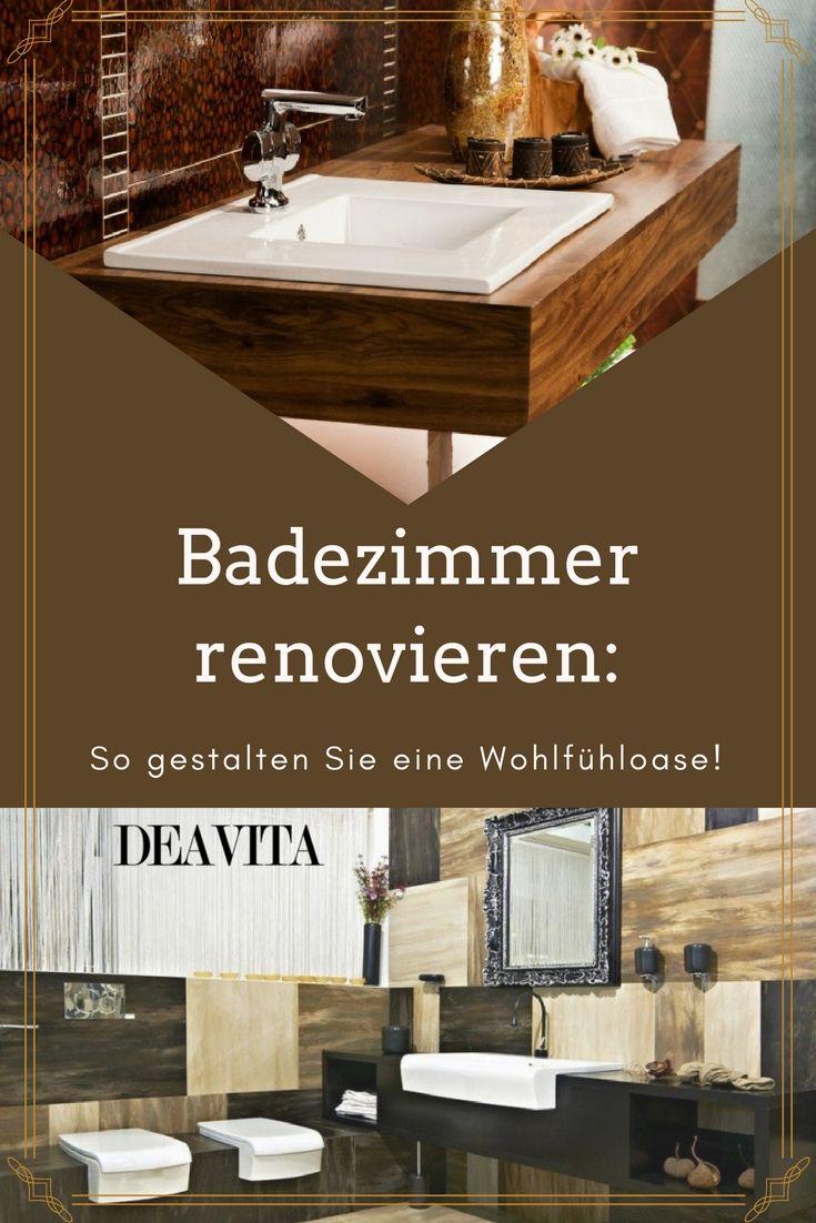 Wir Geben Ihnen Nützliche Tipps, Wie Sie Mit Wenig Kosten Das Badezimmer  Renovieren Können.