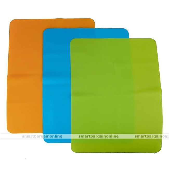 Waterproof Dining Pad Silicone Tableware Coaster Kitchen Placemat Insulation