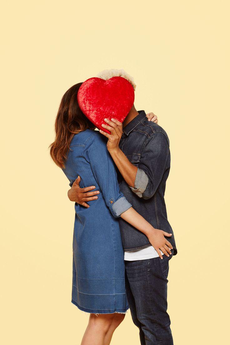 #esprit #valentinesday #dress #denim
