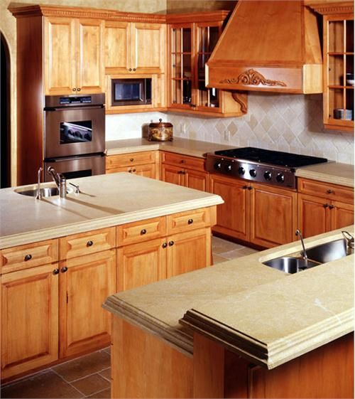 Kitchen Countertops   Limestone Countertop On HomePortfolio