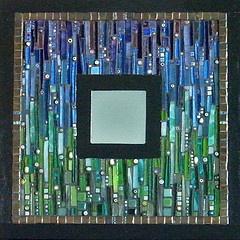 Mosaic mirror sally may