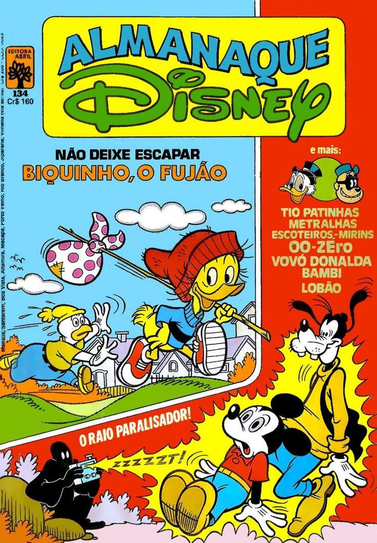 13 best easter comics images on pinterest comic book comic almanaque disney n 134 julho 1982 ed abril fandeluxe Gallery