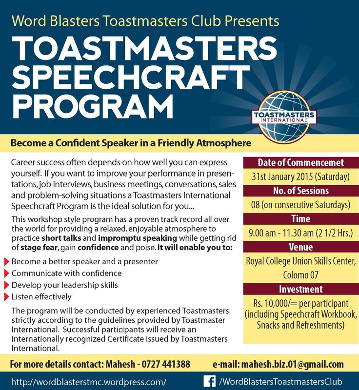 80 best Toastmasters images on Pinterest Beautiful words - free open house flyers